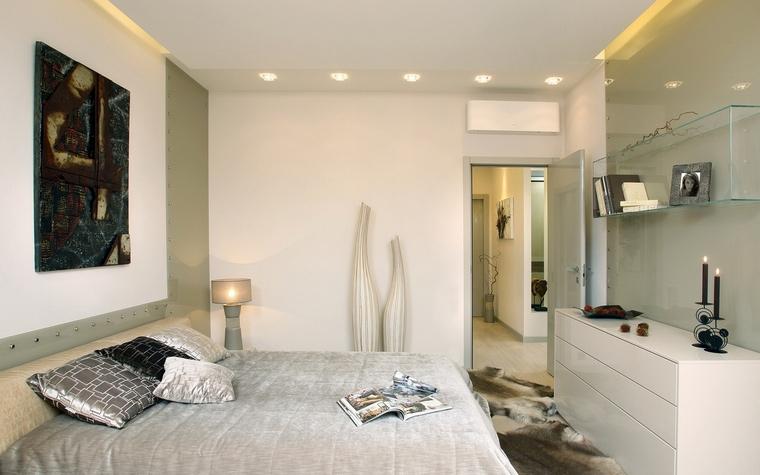 интерьер спальни - фото № 70254