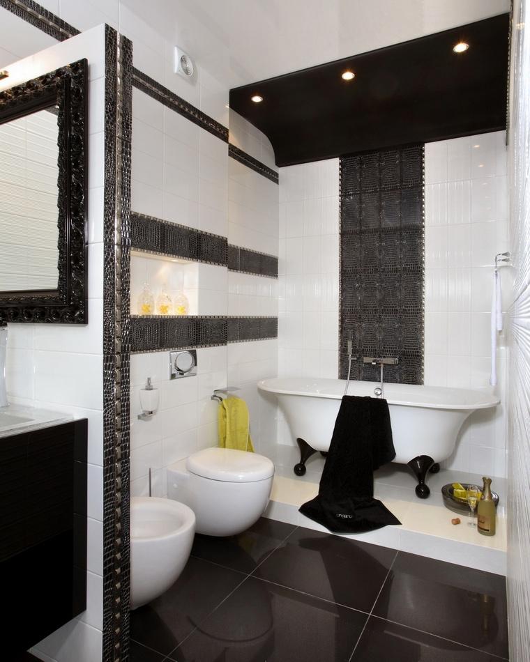 Квартира. ванная из проекта , фото №70270