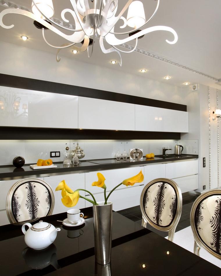 интерьер кухни - фото № 70264
