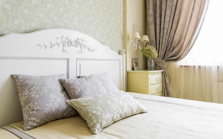 Квартира. спальня из проекта , фото №70303