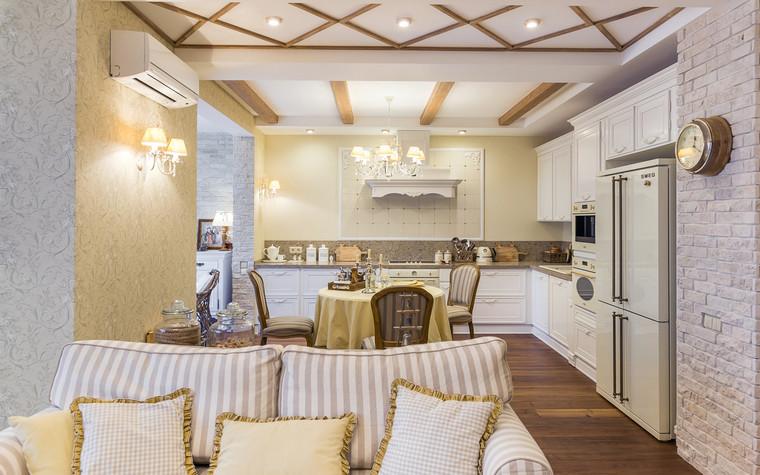 Квартира. кухня из проекта , фото №70292