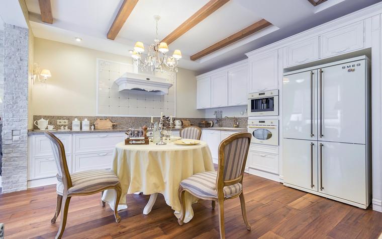 Квартира. кухня из проекта , фото №70293