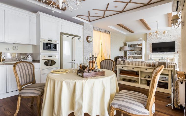 Квартира. кухня из проекта , фото №70291
