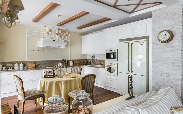 Квартира. кухня из проекта , фото №70297