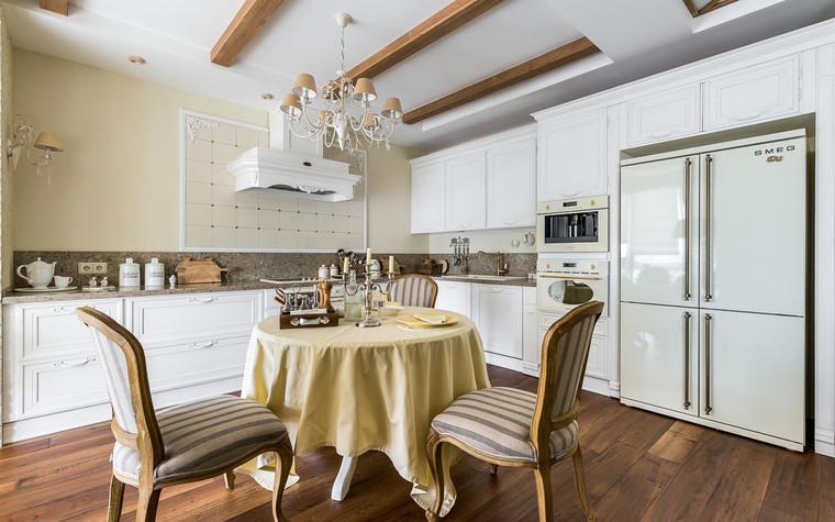 Квартира. кухня из проекта , фото №70298