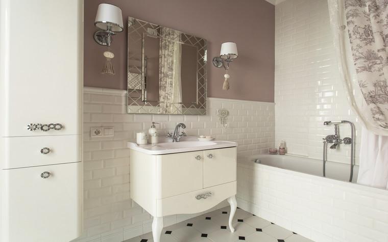 Фото № 70395 ванная  Квартира