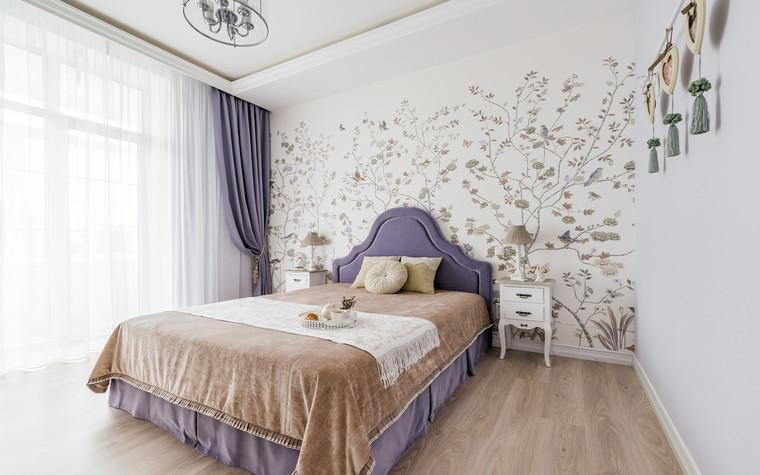 Фото № 70396 спальня  Квартира