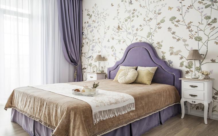 Фото № 70397 спальня  Квартира