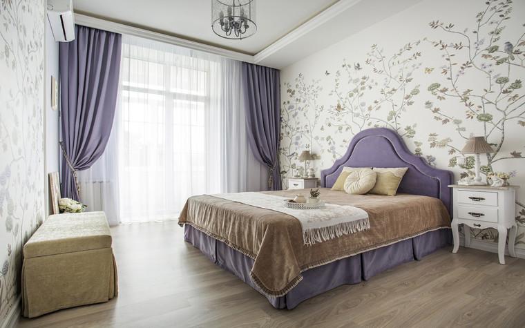 Фото № 70399 спальня  Квартира