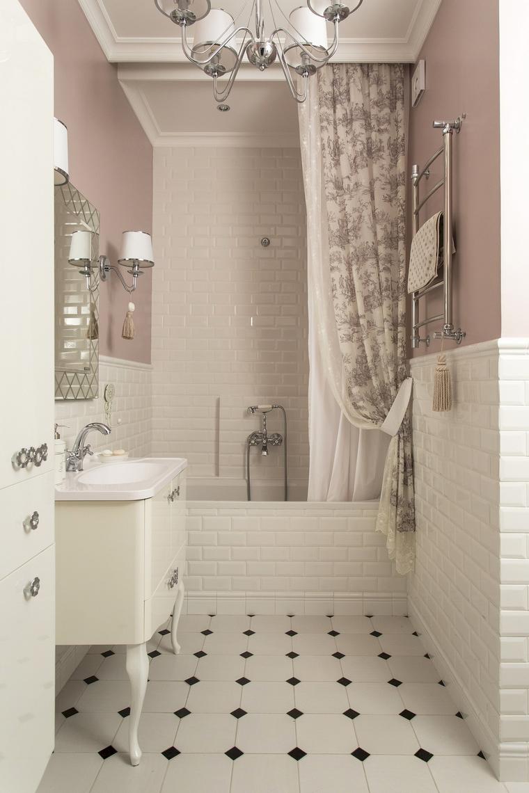 Фото № 70393 ванная  Квартира
