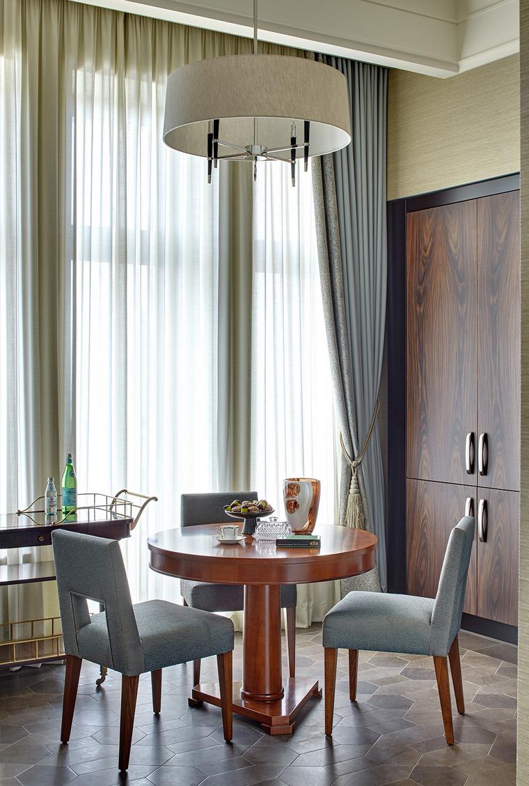 интерьер столовой - фото № 70450