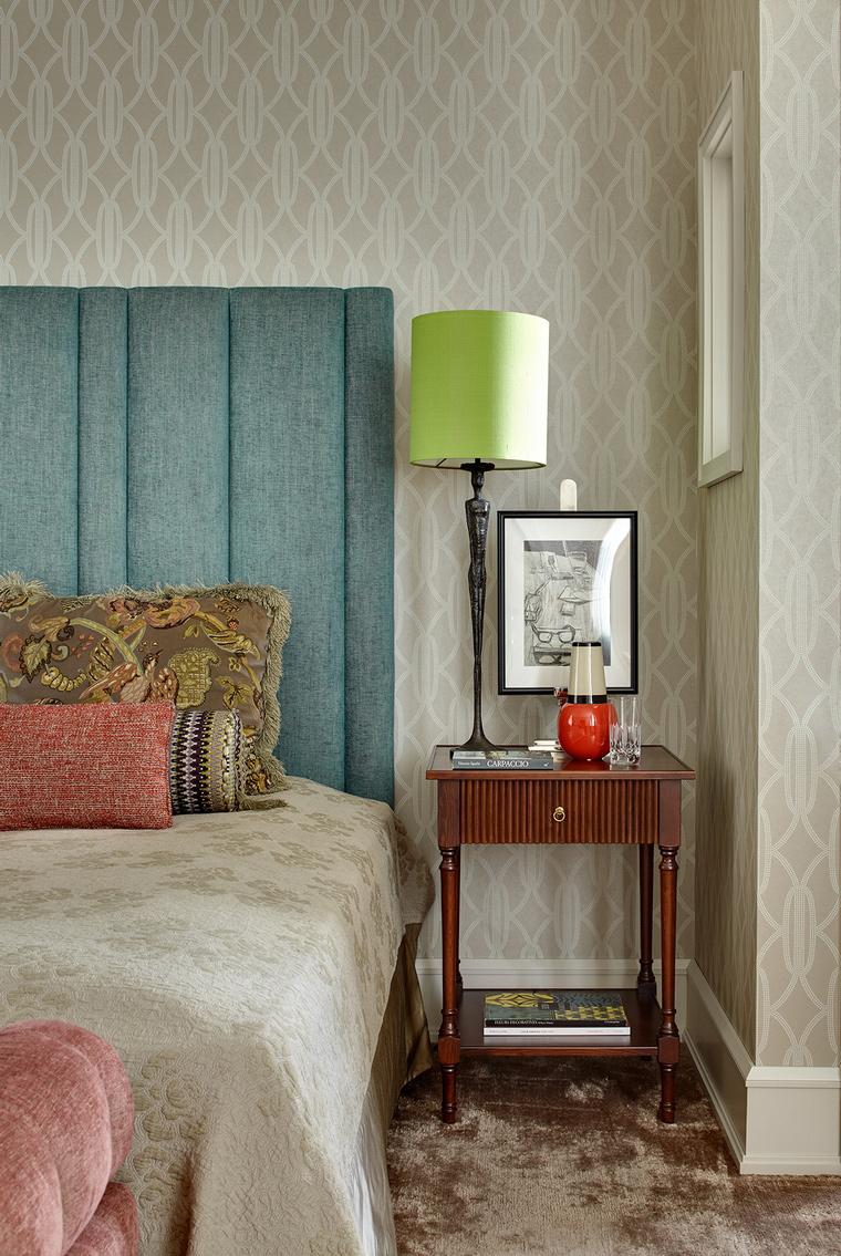Фото № 70453 спальня  Квартира