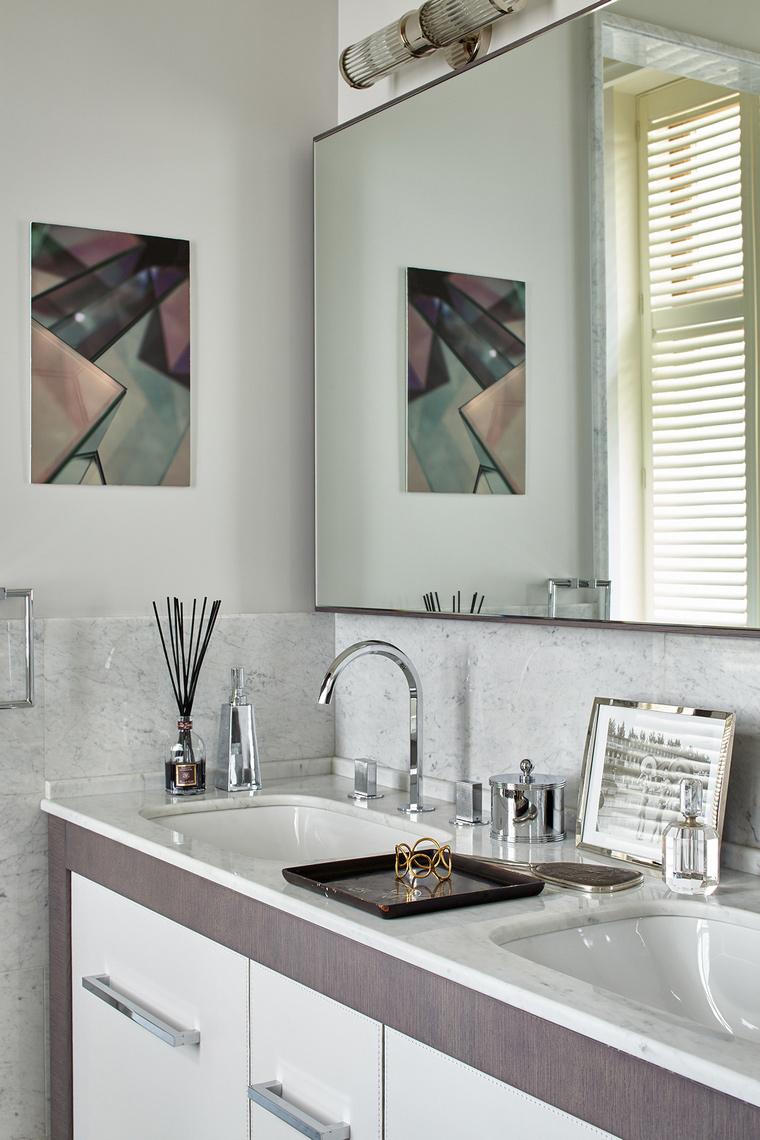 интерьер ванной - фото № 70457