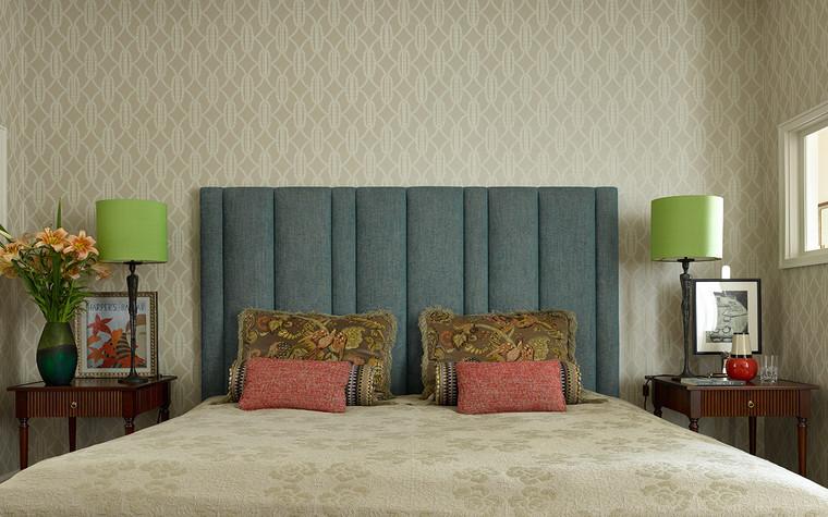 Фото № 70452 спальня  Квартира