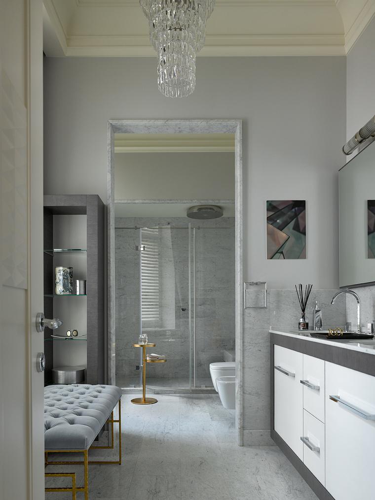 интерьер ванной - фото № 70458