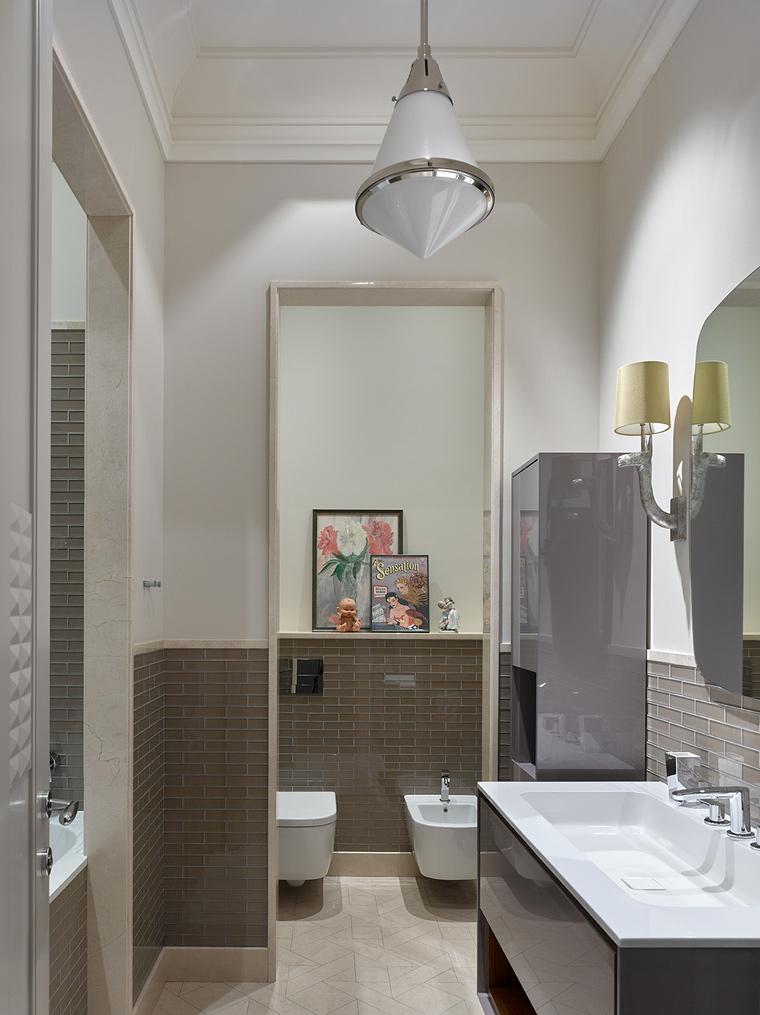 Фото № 70456 ванная  Квартира