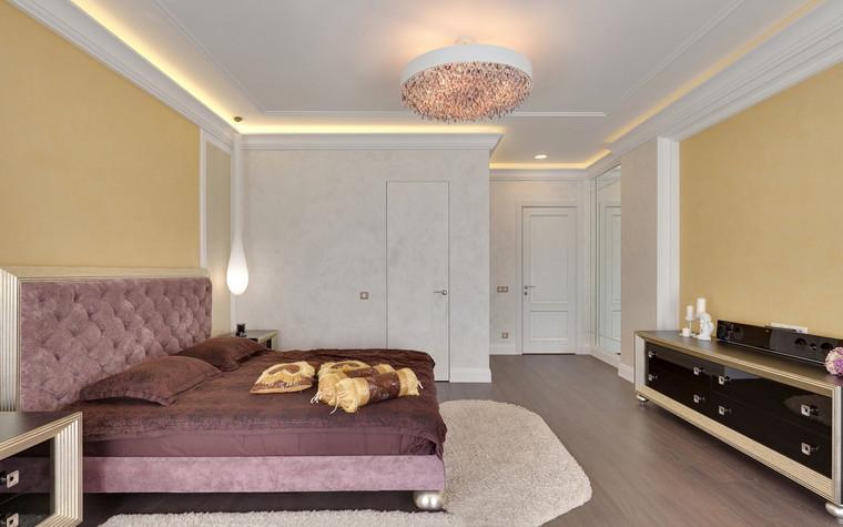 интерьер спальни - фото № 70503
