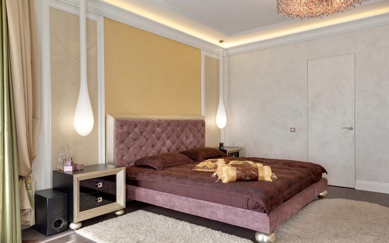 интерьер спальни - фото № 70504