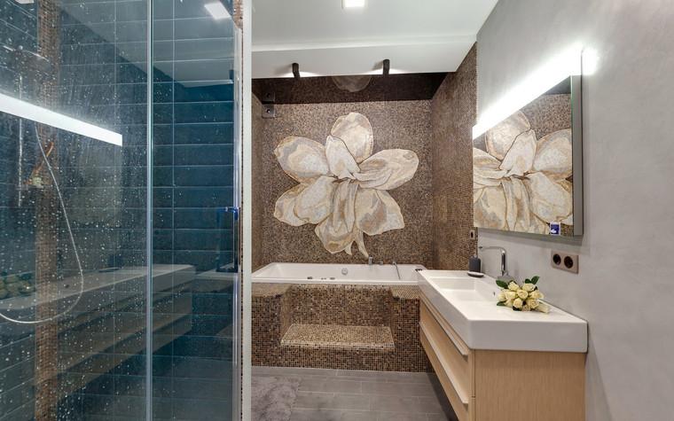 Фото № 70515 ванная  Квартира