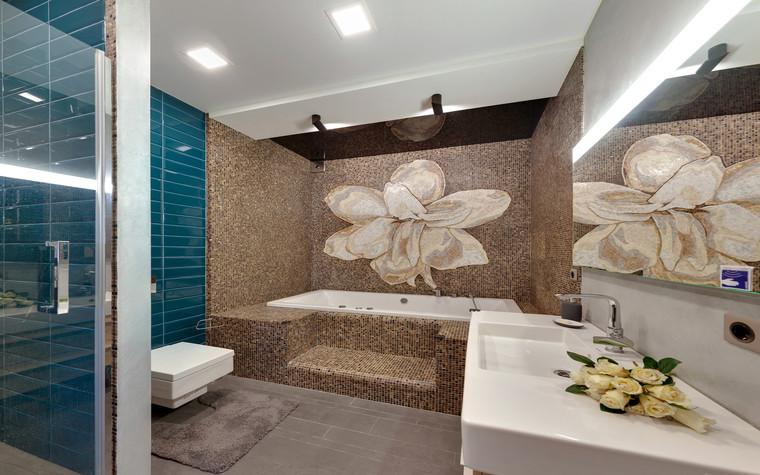 Фото № 70518 ванная  Квартира