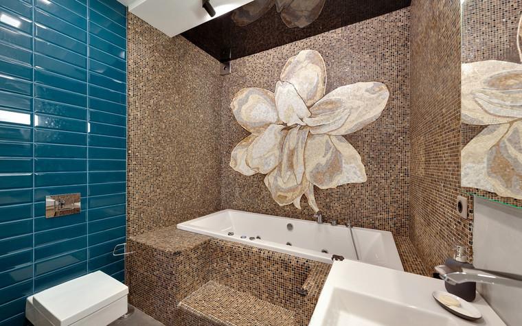 Фото № 70517 ванная  Квартира