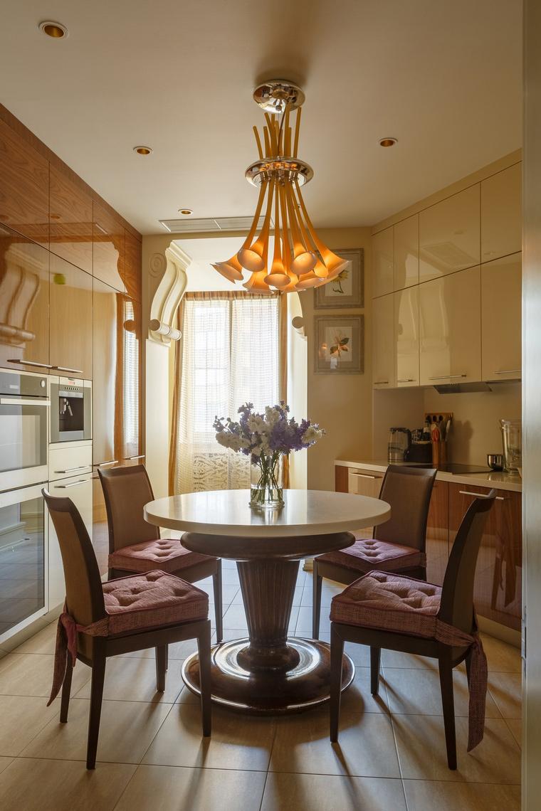 Фото № 70564 кухня  Квартира
