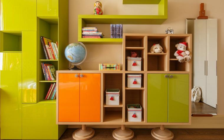 Фото № 70560 детская  Квартира