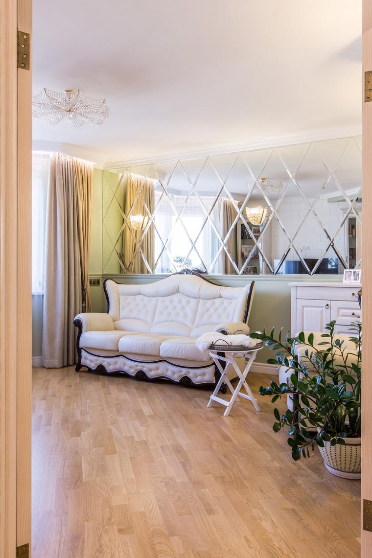 Фото № 70595 гостиная  Квартира
