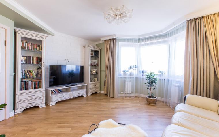 Квартира. гостиная из проекта , фото №70590