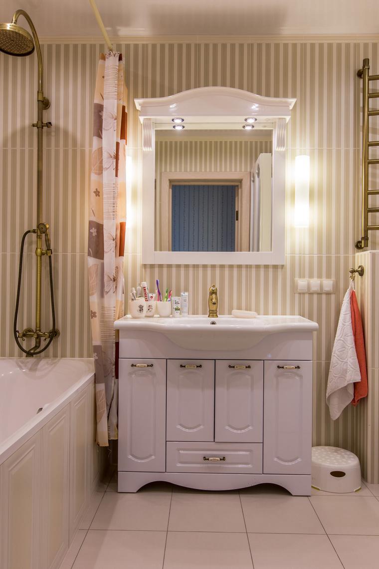 Фото № 70610 ванная  Квартира