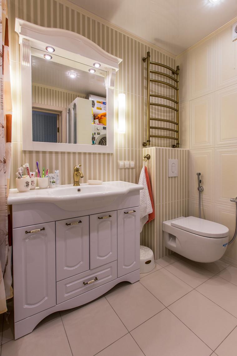 Фото № 70611 ванная  Квартира