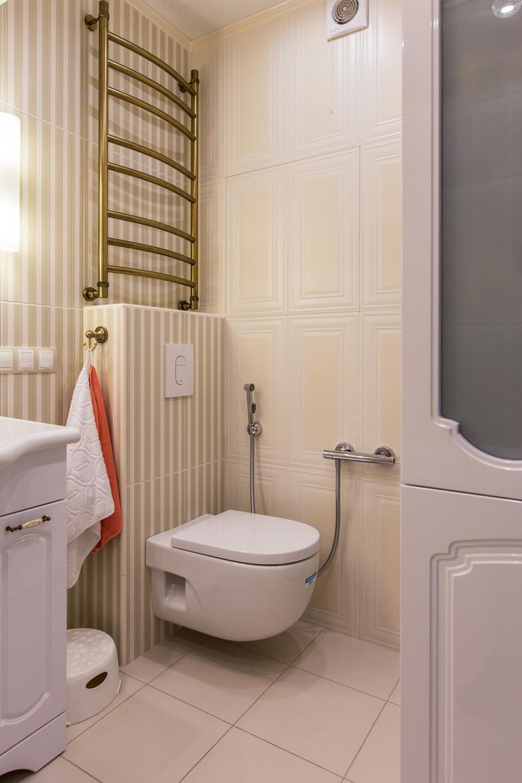 Фото № 70612 ванная  Квартира