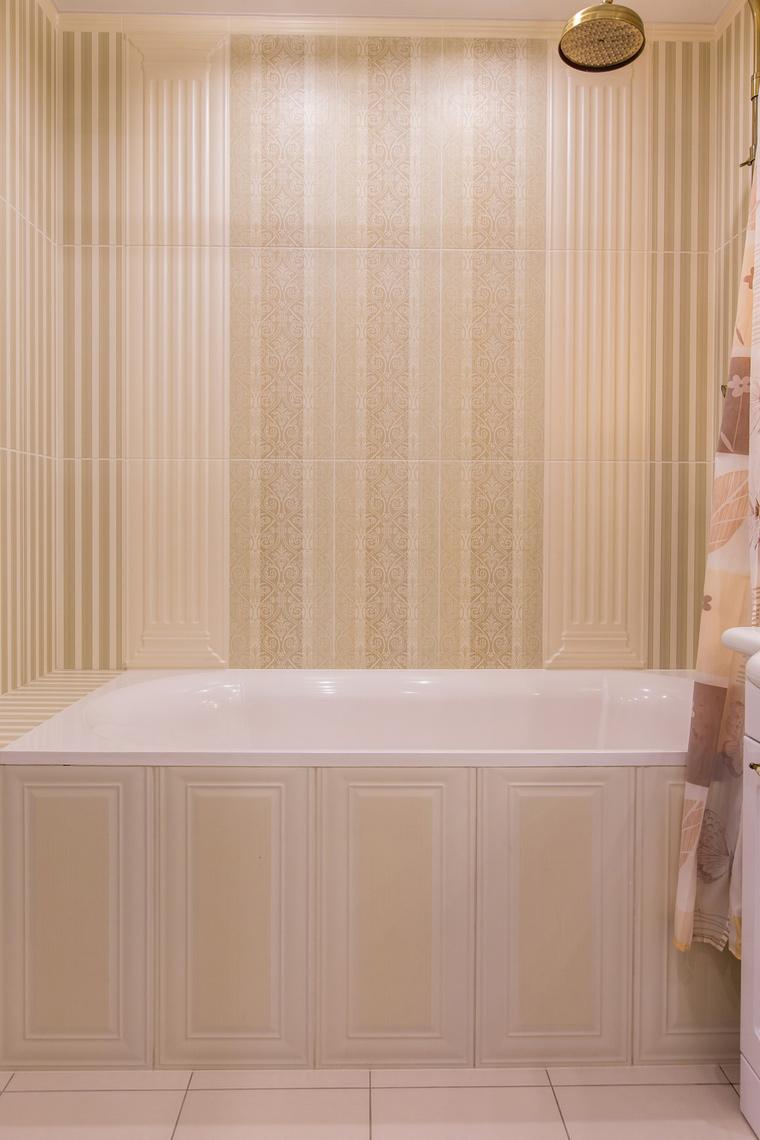 Фото № 70613 ванная  Квартира