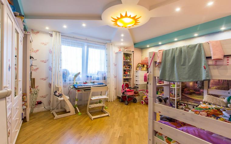 Фото № 70602 детская  Квартира