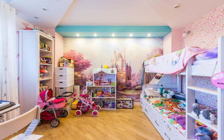 Фото № 70604 детская  Квартира