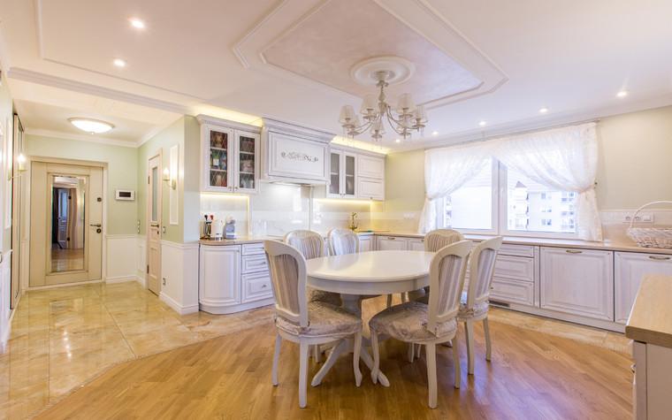 Квартира. кухня из проекта , фото №70599