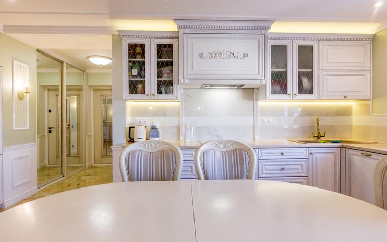 Квартира. кухня из проекта , фото №70598