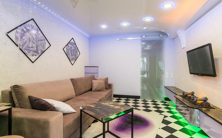 Квартира. гостиная из проекта , фото №70792