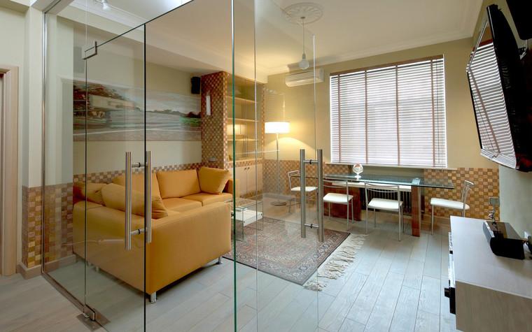 Квартира. гостиная из проекта , фото №70979
