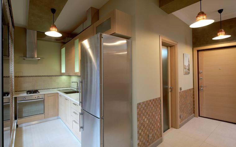 Квартира. кухня из проекта , фото №70990
