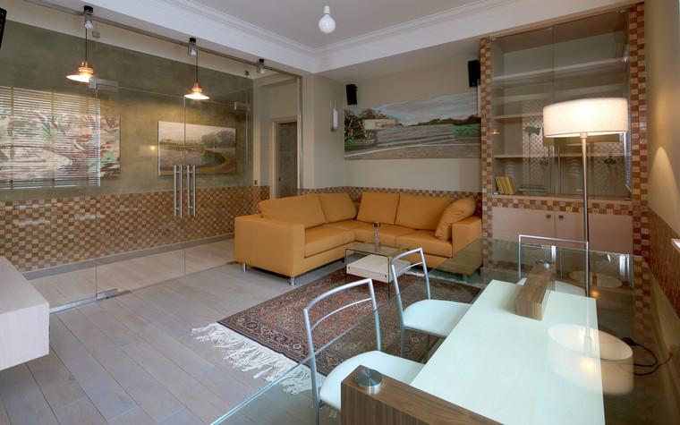 Квартира. гостиная из проекта , фото №70975