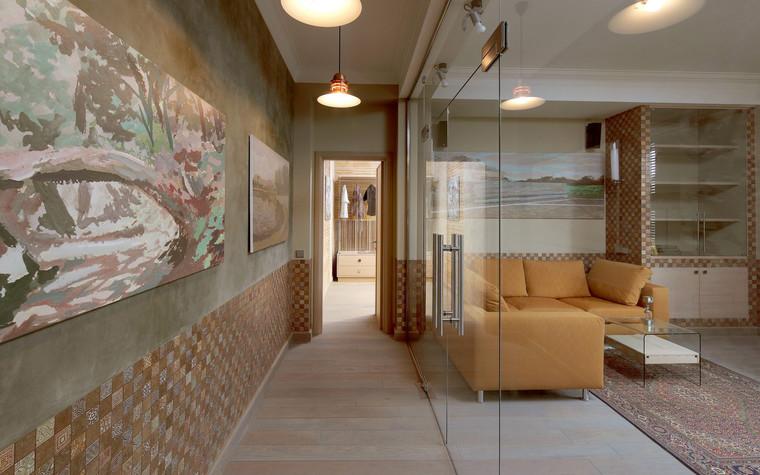 Квартира. гостиная из проекта , фото №70978