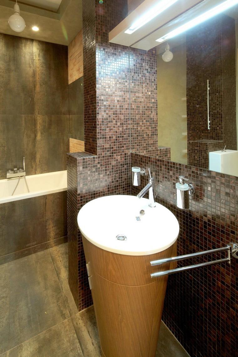 Фото № 70998 ванная  Квартира