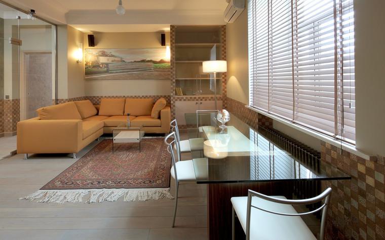 Квартира. столовая из проекта , фото №70985