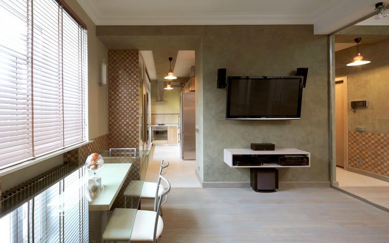 Квартира. столовая из проекта , фото №70986