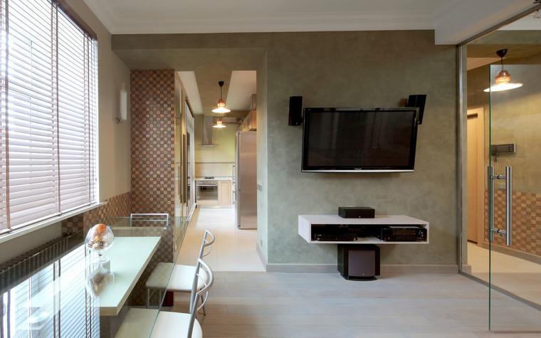 Квартира. столовая из проекта , фото №70987