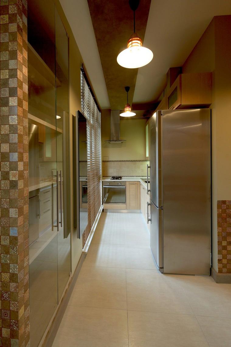 Квартира. кухня из проекта , фото №70988
