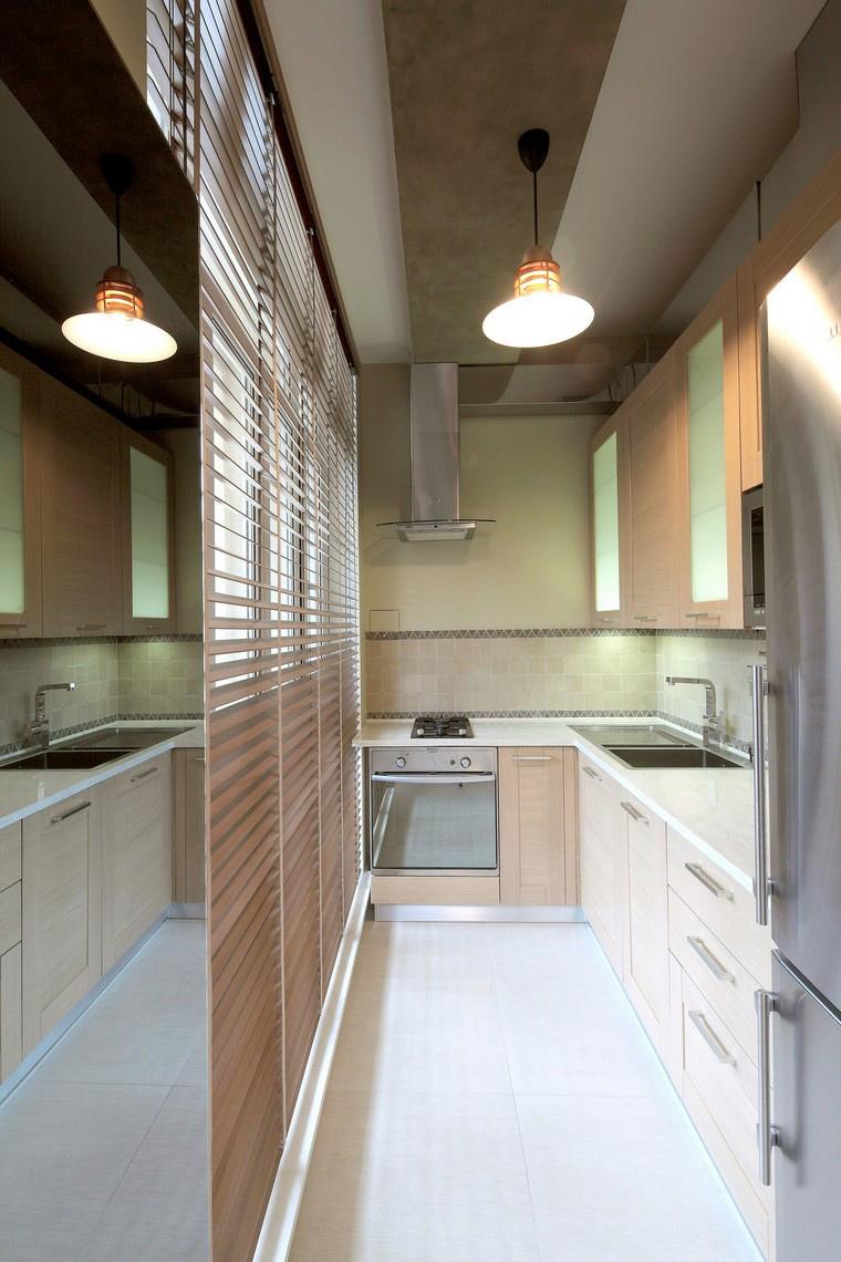 Фото № 70989 кухня  Квартира