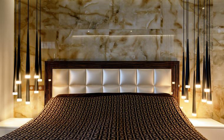 Квартира. спальня из проекта , фото №71537