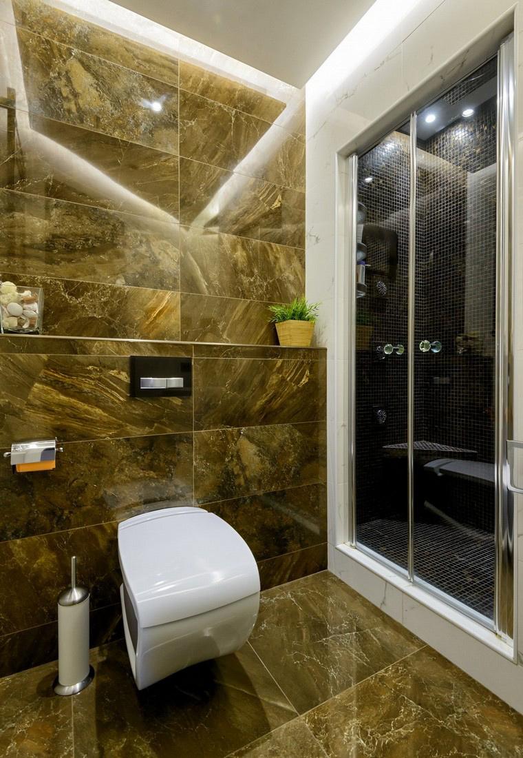 Квартира. ванная из проекта , фото №71539